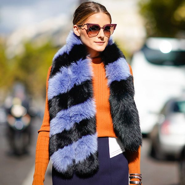 A Fur Shawl Is A Must Have On Your Accessory Collection