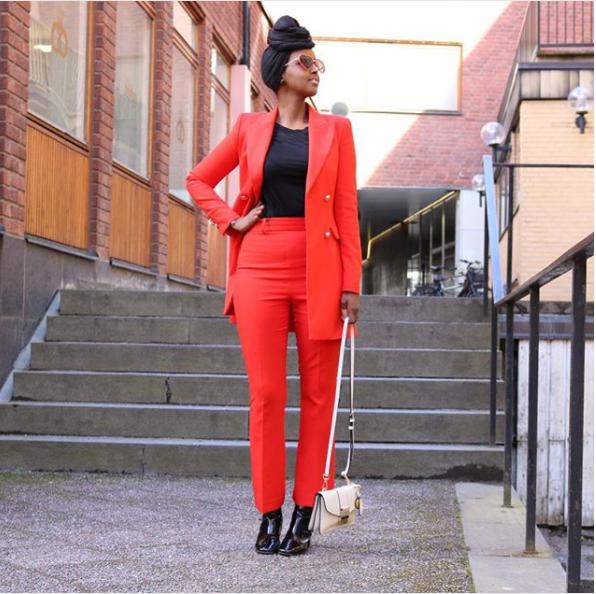 Hijabista Naima Osman Is Modest Style Goals