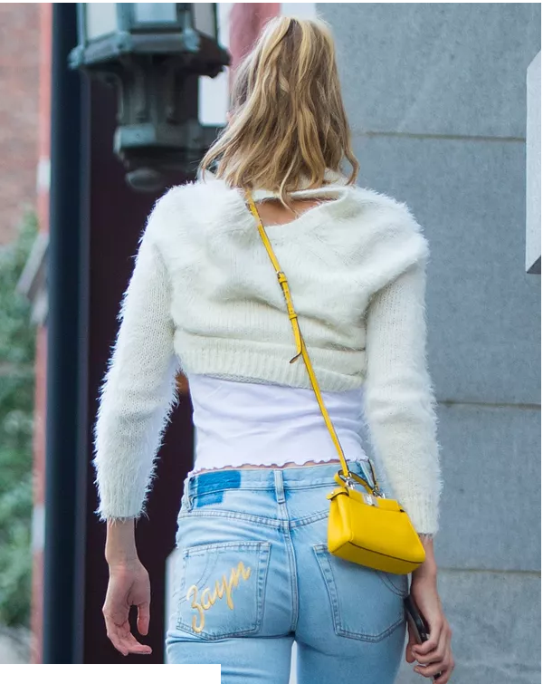 Gigi Hadid Knows How To Mark Her Territory (Fashionably)!
