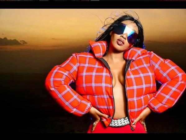 Victoria Kimani Na Kim Kardashian Wanatuonyesha Namna Ya Ku-style Puffer Jacket