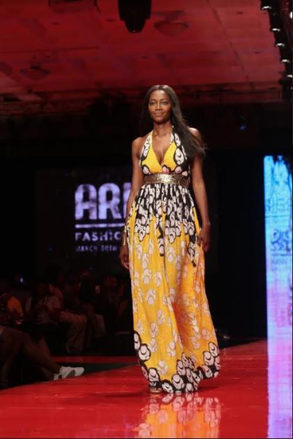 """Mustafa Hassanali """"Endometriosis Collection"""" Aliyo Izindua Nchini Nigeria Katika  Arise Fashion Week"""