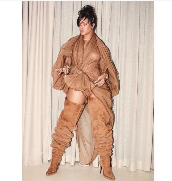 Rihanna Owning Coachella