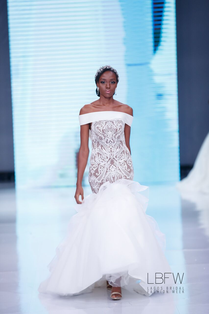 Beautiful Wedding Dresses Tulizoziona Katika Lagos Bridal Fashion Week