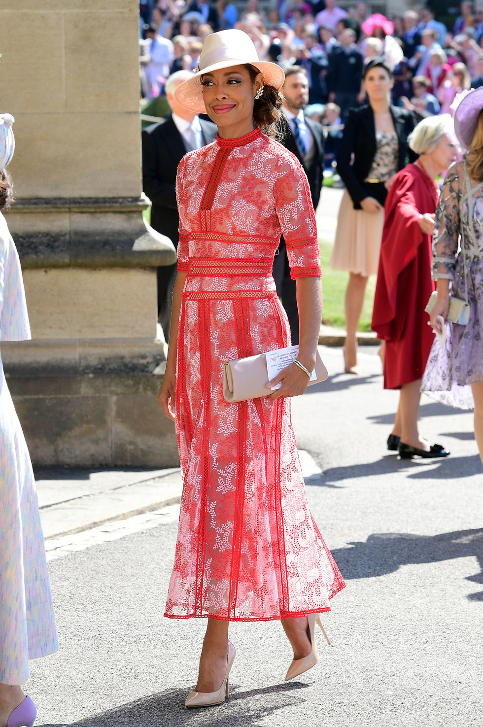 Best And Worse Dressed Wedding Guest's From Prince Harry and Meghan Markle's Royal Wedding