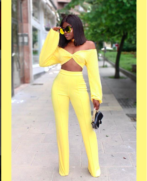 Two Piece Outfit Ideas Kutoka Kwa Fashion Influencer Marii Pazz