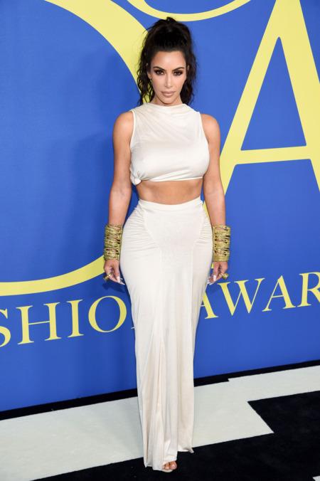 Kim Kardashian, Ciara, Lupita Nyong'o Na Wengine Katika Red Capet Ya CFDA Awards