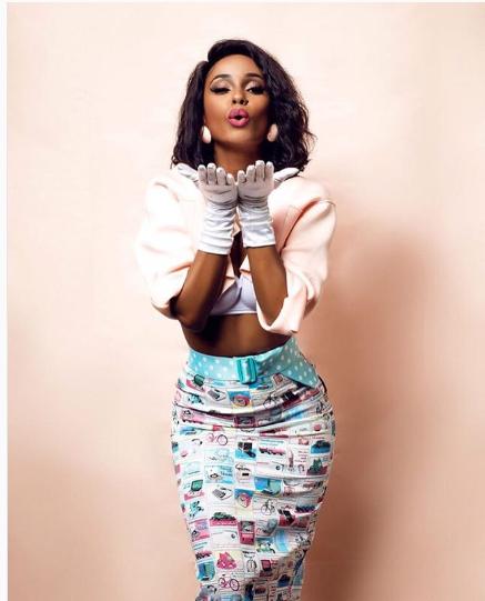 Vanessa Mdee Anamiliki Taji La Fashionable Diva Mwaka Huu