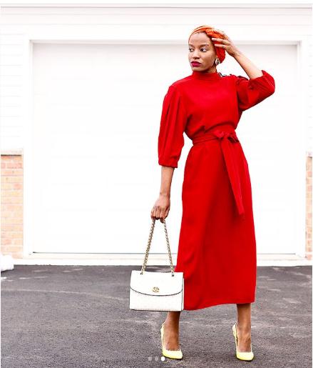 Iftar Outfit Ideas Kutoka Kwa Modest Fashion Blogger Ganiyat Salami