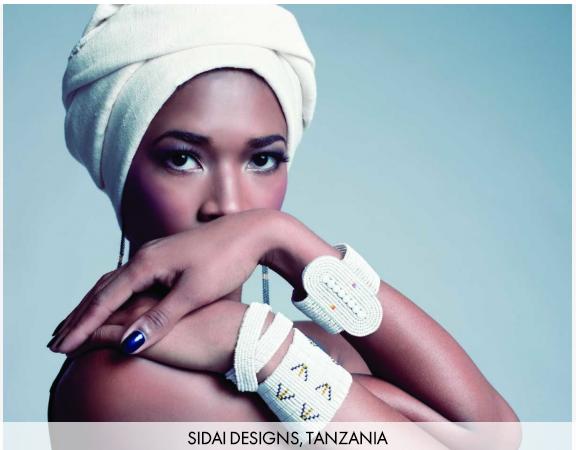 Elle India Yataja Brand 5 Za Fashion Wanazozipenda Kutoka Africa Ya Tanzania Ikiwepo