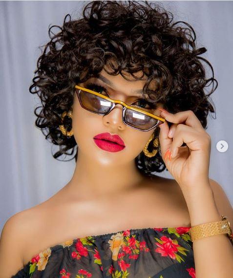 4 Times Mwanamitindo Irene Ametupa Makeup Goals