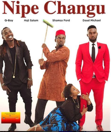 Jaw Dropped Outfits Katika Red Carpet Ya Nipe Changu Movie Premiere