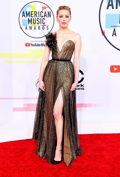 Best Looks From The 2018 American Music Awards Red Carpet