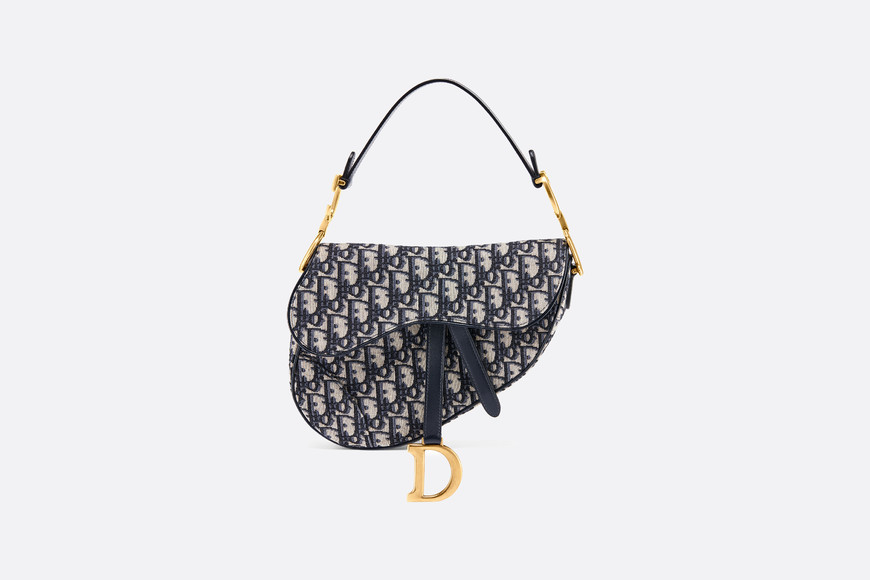 The Dior Saddle Bag Is The IT Accessory For The Season