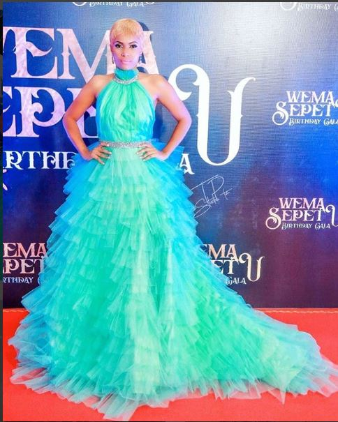 The Best And Worse Red Carpet Looks Of Faiza Ally Over The Years
