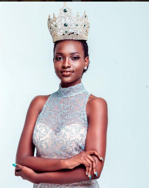 Pata Kumjua Queen Mugesi  Miss Grand Tanzania 2018