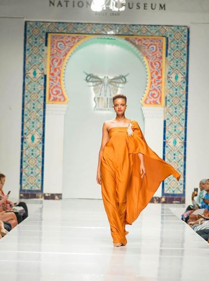 Trend's And Pieces We Liked Form Swahili Fashion Week 2018