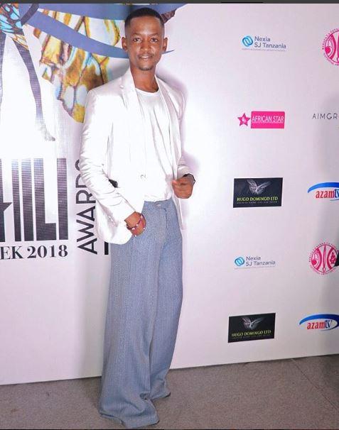 Swahili Fashion Week 2018 Gray Carpet Review