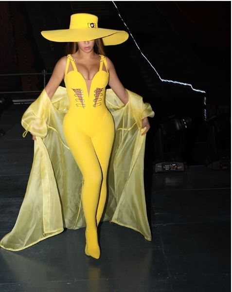 Every Outfit We Spotted At Global Citizen Festival Mandela 100 From Beyonce, Jay Z, Nomzamo M And Many More