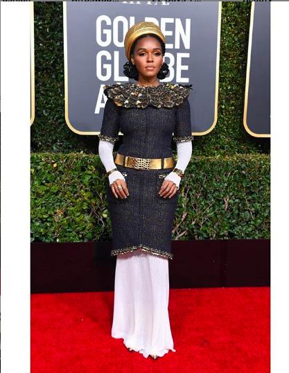 Worst Dressed At The Golden Globe Awards 2019