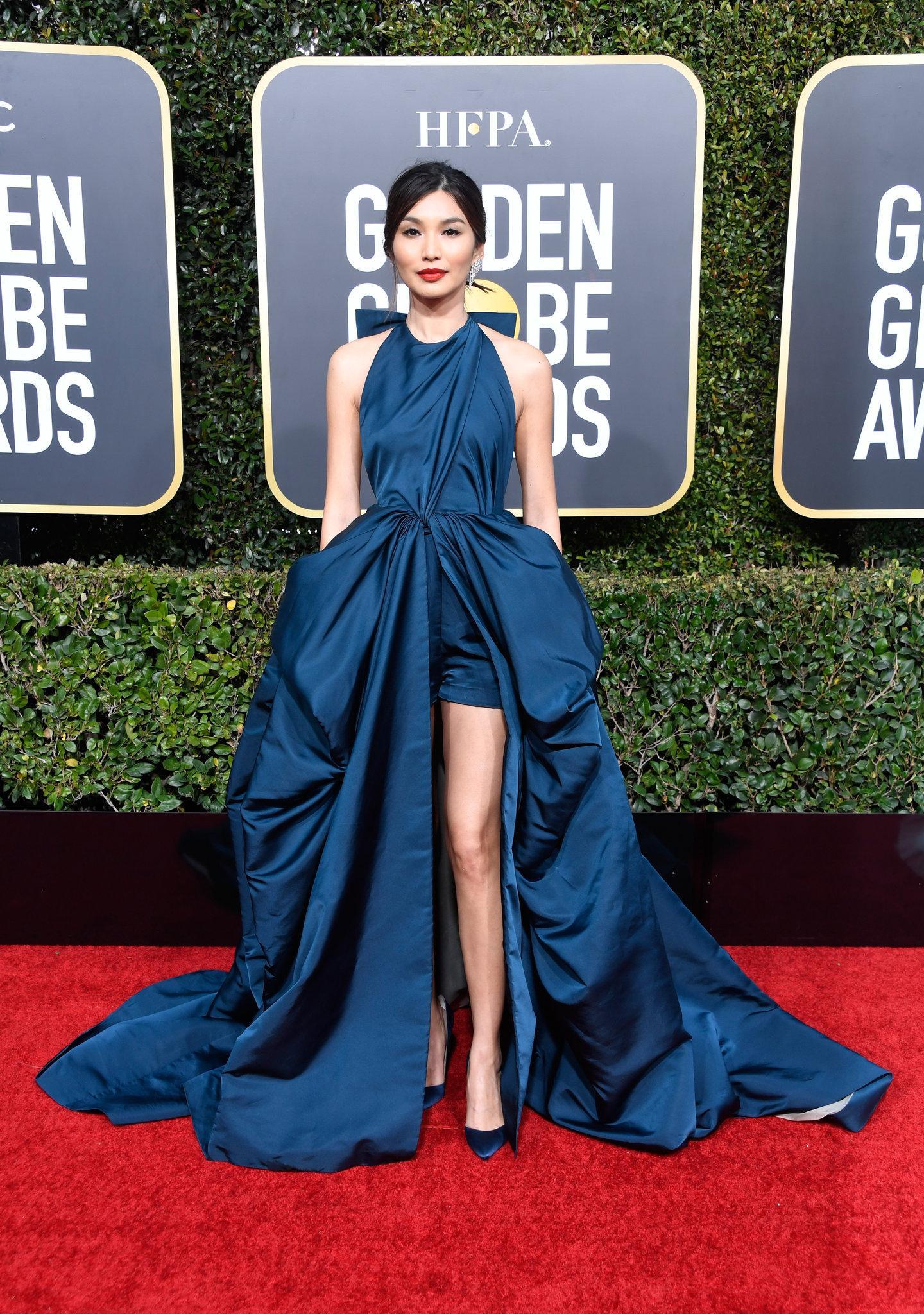 The 2019 Golden Globe Award Red Carpet