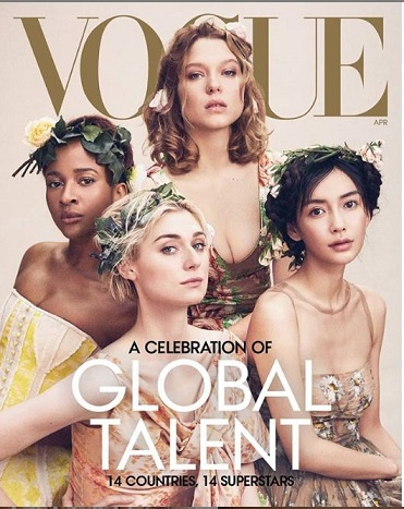 Its March And Nigerian Fashion Industry Is Already Making Waves On Vogue