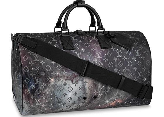 Diamond Platnumz Amebeba Louis Vuitton Keepall bandouliere 50 Monogram Galaxy Yenye Thamani Ya 6,504,250