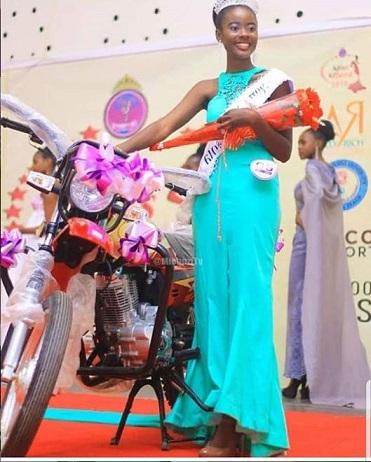 Zawadi Ni Zawadi Miss Mbeya 2019 Kupewa Zawadi Ya Pikipiki