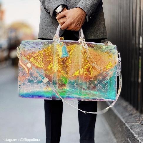 Davido Adeleke Amebeba Louis Vuitton Bag Yenye Thamani Ya 6,470,757.09