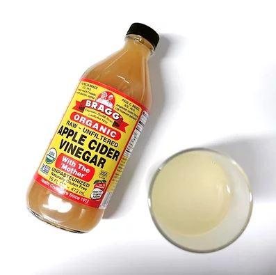 Ondoa Chunusi Kwa Kutumia Apple Cider Vinegar
