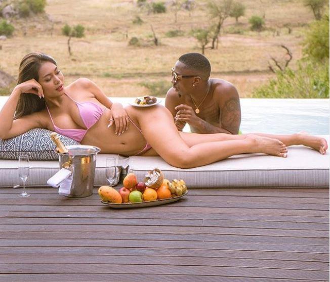 Elizabeth Michael, Juma Jux & Cyrill Kamikaze Serving Us Vacation Style