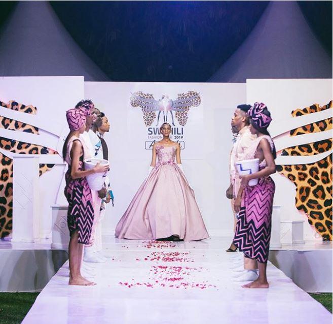 Martin Kadinda Debuted She Gentle Collection At Swahili Fashion Week