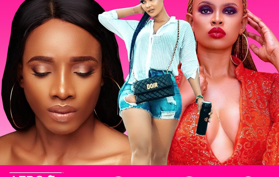 Fashion Highlights Kutoka Kwa Hamisa Mobetto, Lulu Diva Na Dulla Makabila