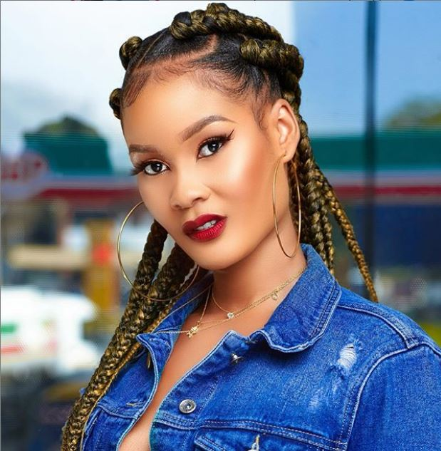 The Best Beauty Looks Of The Week From Hamisa Mobetto, Elizabeth Michael And Others