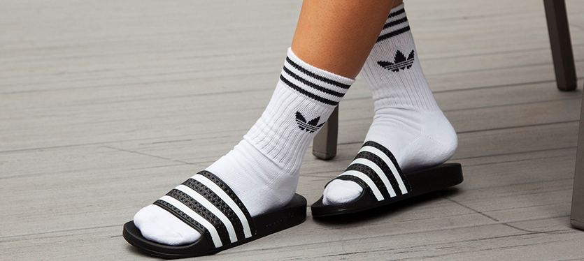 Socks And Sandals Trend For Men