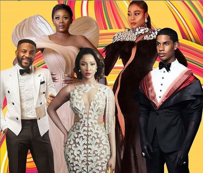 Top 10 Best Dressed At The 2020 AMVCA