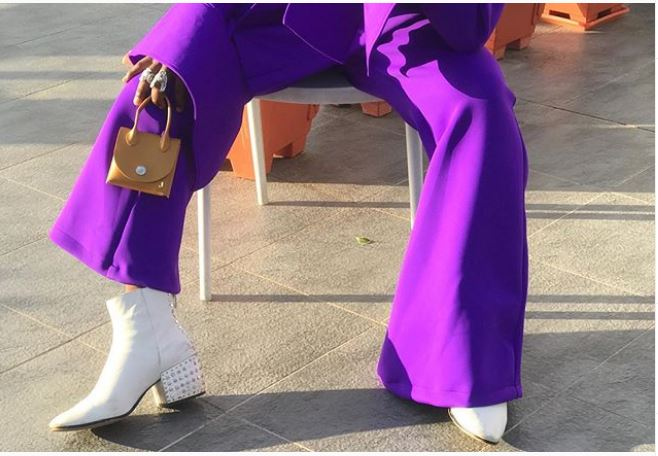 Stylist Vaazi Handbag Collection Is Goals