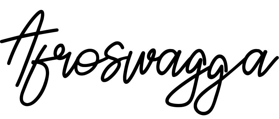AfroSwagga Fashion Blog