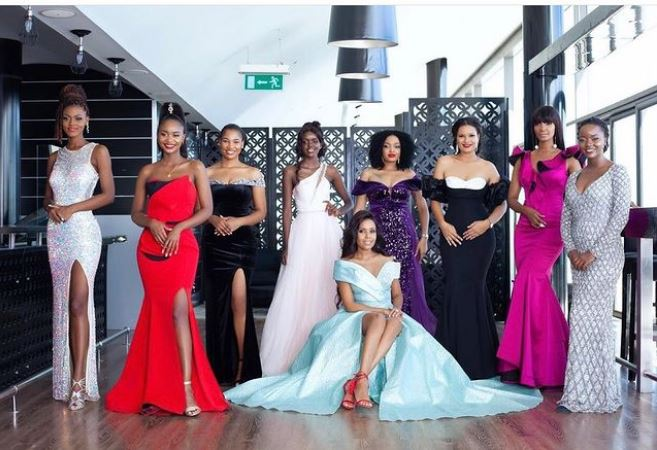 Former Miss Tanzania For Beauty Legacy Gala Photoshoot
