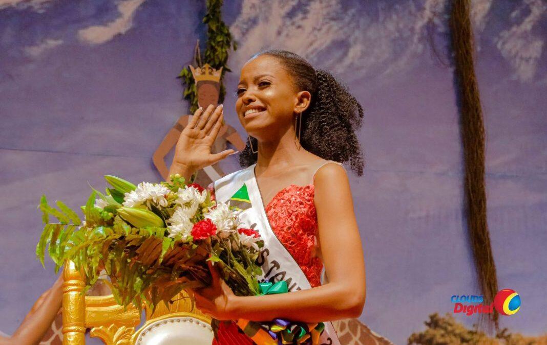 Rose Manfere Miss Tanzania 2020