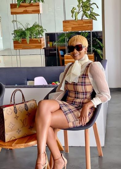6 Times Ms Doris Showed Us  How To Style Strap Dress With Shirt Underneath