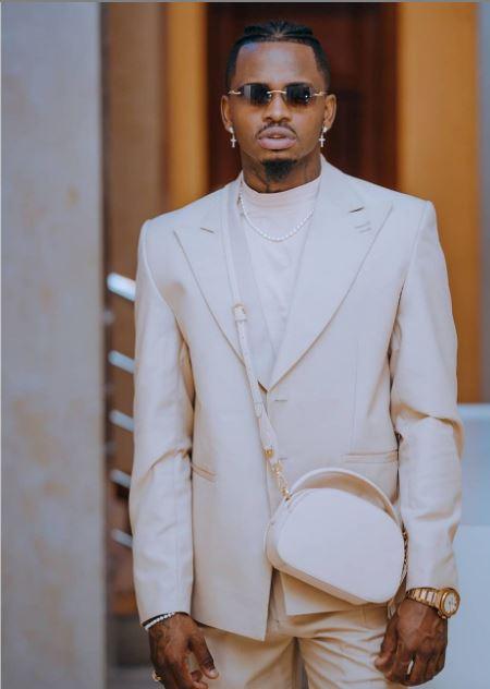 Men Purse Trend By Diamond Platnumz & Stylist Noel Ndale