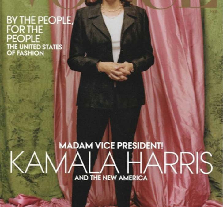 Kamala Harris Vogue Cover Outfit Created Buzz On The Internet
