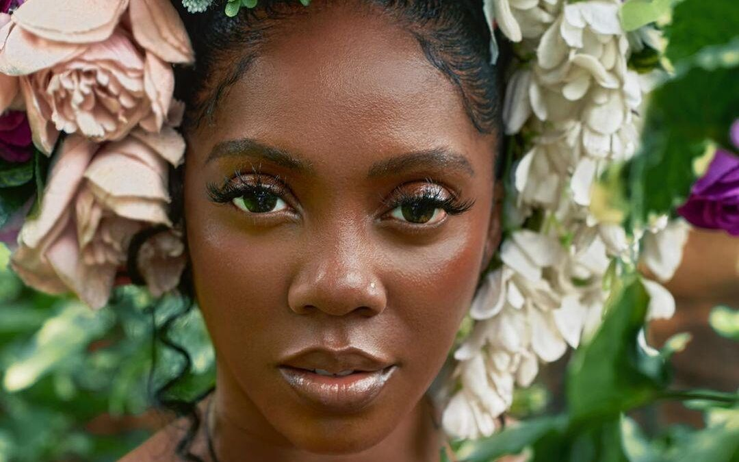 Tiwa Savage For Allure Best of Global Beauty issue