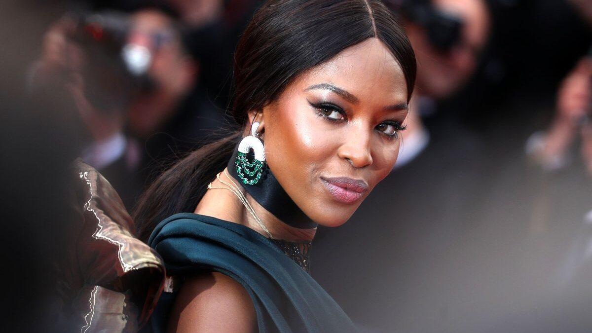 Naomi Campbell Amepata Mtoto Wa Kike
