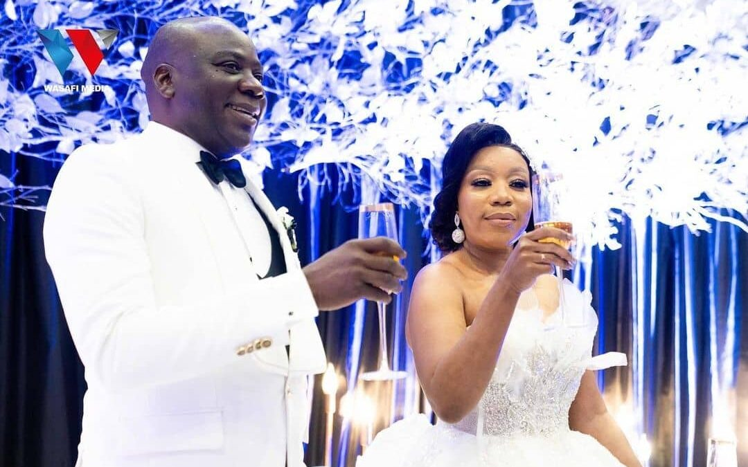 Reviewing Looks From Didah Shaibu's Reception