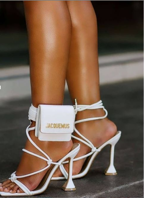 The Ankle Wrist Bag Trend